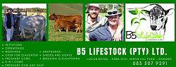 B5 Lifestock (PTY) LTD. Facebook banner