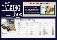 My Talking box price list